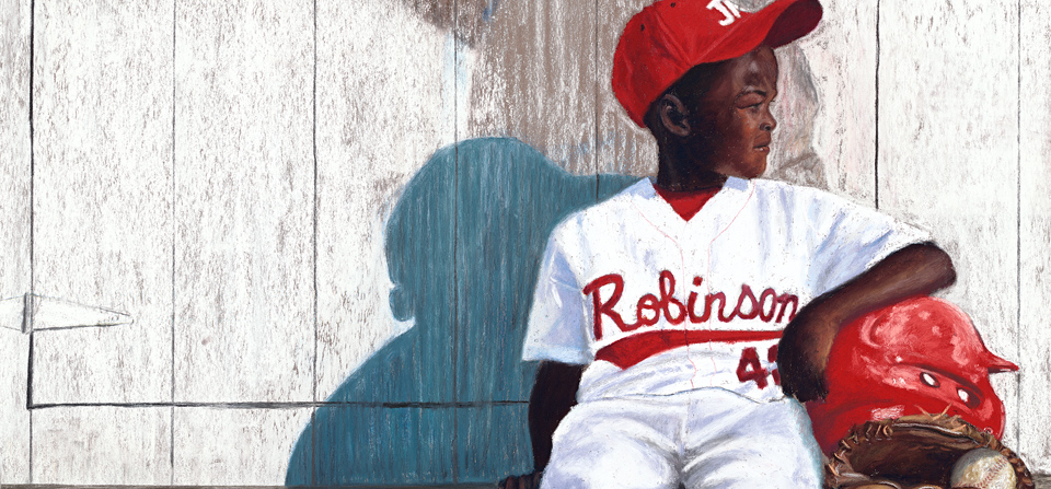 In His Shadow (Jackie Robinson)