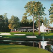18TH HOLE BROOK_VALLEY 17x25