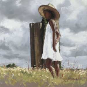 Country Girl 12x12