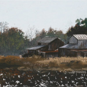 Double Stacked Barns 7.5x10