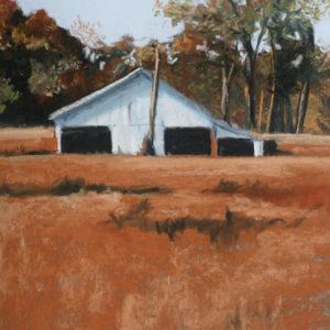 white barn 11x15