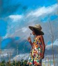 UNDER-THE-SOUTHERN-BLUE-SKY-by-Richard-Wilson-
